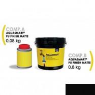 Aquasmart оптом | Мастика гидроизоляционная полиуретановая Aquasmart PU-2K черный 2,75 кг