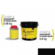 Aquasmart оптом | Мастика гидроизоляционная полиуретановая Aquasmart PU-2K черный 13,2 кг