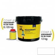 Aquasmart оптом | Краска полиуретановая Aquasmart PU Paint 12,12 кг для гидроизоляции