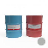 EcorSmart оптом | Полимочевина горячего применения EcorSmart Polyurea 2K-НС 200 + 200 л серый для гидроизоляции