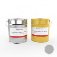 EcorSmart оптом | Полимочевина горячего применения EcorSmart Polyurea 2K-НС 20 + 20 л серый для гидроизоляции