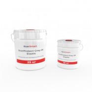 EcorSmart оптом | Покрытие на минеральной основе EcorProtect Grey-2K Elastic 25 + 10 кг для гидроизоляции
