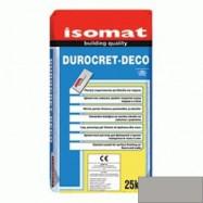 Isomat оптом | Полимерцементная смесь Isomat Durocret-Deco 0310/1 серый 25 кг армированная