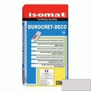 Isomat оптом | Полимерцементная смесь Isomat Durocret-Deco 0310/1 светло-серый 25 кг армированная
