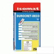 Isomat оптом | Полимерцементная смесь Isomat Durocret-Deco 0310/1 белый 25 кг армированная
