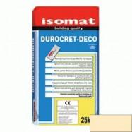 Isomat оптом | Полимерцементная смесь Isomat Durocret-Deco 0310/1 светлая охра 25 кг армированная