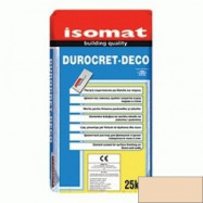 Isomat оптом | Полимерцементная смесь Isomat Durocret-Deco 0310/1 мокко 25 кг армированная
