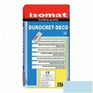 Isomat оптом | Полимерцементная смесь Isomat Durocret-Deco 0310/1 крокус 25 кг армированная