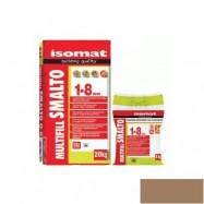 Isomat оптом | Затирка Isomat Multifill Smalto 1-8 0511/3 светло-коричневый 2 кг полимерцементная