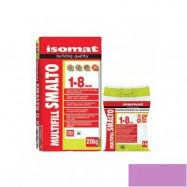 Isomat оптом | Затирка Isomat Multifill Smalto 1-8 0511/3 фиолетовый 2 кг полимерцементная