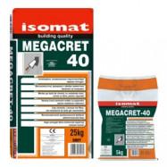 Isomat оптом | Цементная смесь Isomat Megacret-40 0322/1 5 кг высокопрочная