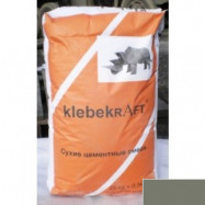 Klebekraft оптом | Полимерцемент Klebekraft Self Floor самонивелирующееся покрытие натуральный серый 25 кг