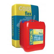 Litokol оптом | Гидроизоляционная смесь цементная Litokol Coverflex 30 кг эластичная