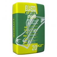 Litokol оптом | Гидроизоляционная смесь цементная Litokol Elastocem Mono 20 кг эластичная