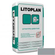 Litokol оптом | Штукатурка цементная Litokol Litoplan серый 25 кг