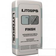 Litokol оптом   Шпаклевка гипсовая Litokol Litogips Finish белый 15 кг
