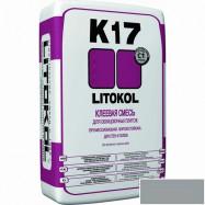 Litokol оптом | Плиточный клей Litokol K17 серый 5 кг профессиональный