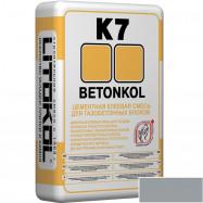 Litokol оптом | Плиточный клей Litokol Betonkol K7 серый 25 кг для укладки блоков