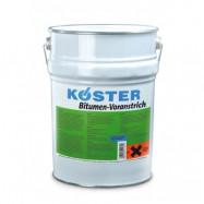 Koster оптом | Грунтовка битумная холодного применения Koster Bitumen Primer W110 010 черный 10 кг