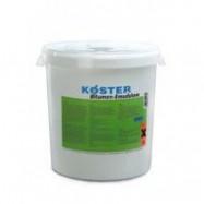 Koster оптом | Грунтовка полимерная силикатная Koster Bitumen-Emulsion W 190 030 черный 30 кг