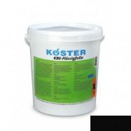 Koster оптом | Мастика битумно-каучуковая Koster KBE Liquid Film W 245 024 черный 24 кг