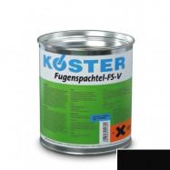Koster оптом | Мастика шовная полисульфидная Koster PU Joint Sealant FS-V J 231 черный 4 кг