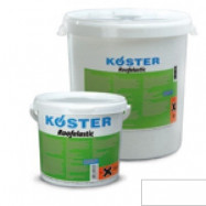 Koster оптом | Мастика для гидроизоляции кровли акриловая Koster Elastic Roof R 238 015 15 кг