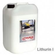 Lithurin оптом | Пропитка проникающая для бетона для открытых площадок Lithurin Литурин I прозрачный 20 л