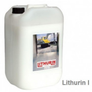 Lithurin оптом | Пропитка проникающая для бетона для открытых площадок Lithurin Литурин I прозрачный 200 л