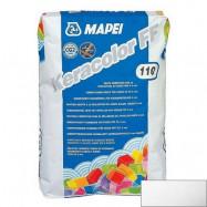 Mapei оптом | Затирка цементная Mapei KERACOLOR FF 5N10002A белый № 100 2 кг