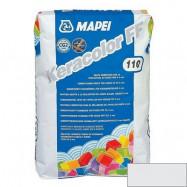 Mapei оптом | Затирка цементная Mapei KERACOLOR FF 5N11102A светло-серый № 111 2 кг