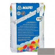 Mapei оптом | Затирка цементная Mapei KERACOLOR FF 5N11202A серый № 112 2 кг