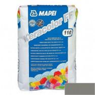 Mapei оптом | Затирка цементная Mapei KERACOLOR FF 5N11302A тёмно-серый № 113 2 кг