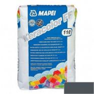 Mapei оптом | Затирка цементная Mapei KERACOLOR FF 5N11402A антрацит № 114 2 кг