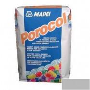 Mapei оптом | Кладочный раствор выравнивающий цементный Mapei POROCOL GREY 7525 для блоков серый 25 кг