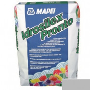 Mapei оптом | Цементная смесь для гидроизоляции осмотическая однокомпонентная Mapei IDROSILEX Pronto 93125 25 кг