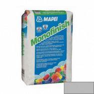 Mapei оптом | Цементная смесь для защиты и выравнивания поверхностей Mapei MONOFINISH 136522 22 кг