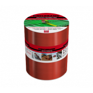 Nicoband оптом   Лента герметизирующая самоклеящаяся Nicoband красный 0,2х10 м 1,5 мм