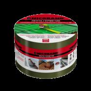 Nicoband оптом | Лента герметизирующая самоклеящаяся Nicoband зеленый 0,1х10 м 1,5 мм