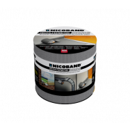 Nicoband оптом | Лента герметизирующая внутренняя Nicoband INSIDE серый 0,1х3 м 1,5 мм