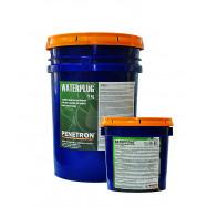 Penetron оптом | Гидропломба Пенетрон Ватерплаг 5 кг для быстрой ликвидации напорных течей