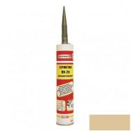 Rubberflex Pro оптом | Герметик полиуретановый Rubberflex Pro PU-25 бежевый универсальный 310 мл