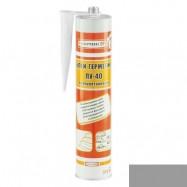 Rubberflex Pro оптом | Герметик полиуретановый Rubberflex Pro PU-40 серый универсальный 310 мл