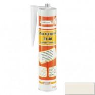 Rubberflex Pro оптом | Герметик полиуретановый Rubberflex Pro PU-40 белый универсальный 310 мл