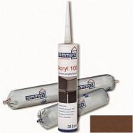 Remmers оптом | Герметик акриловый Remmers Acryl 100 1147 коричневый с зерном для дерева 600 мл