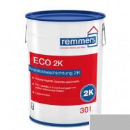 Remmers оптом | Мастика двухкомпонентная битумная Remmers Eco 2K 87130 серый 30 кг