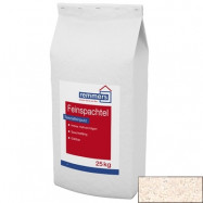 Remmers оптом   Шпаклевка минеральная финишная Remmers Feinspachtel 0409 старинный белый 25 кг