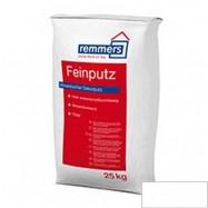 Remmers оптом   Шпаклевка минеральная финишная Remmers Feinputz 0408 белый 25 кг