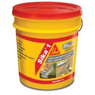 Sika оптом | Добавка в бетон Sika Sika-1 Plus 900 мл кольматирующая