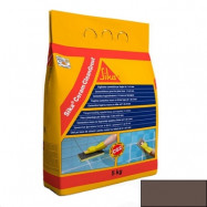 Sika оптом | Затирка Sika SikaCeram CleanGrout антрацит 5 кг цементная